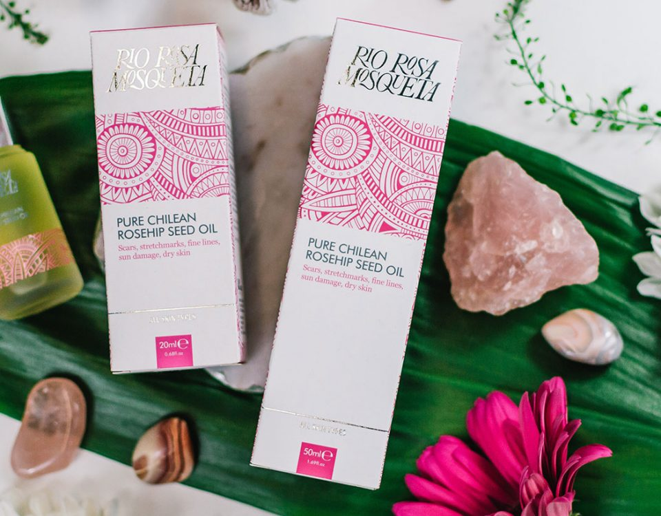3x littekens verminderen -Rio Rosa Mosqueta rozenbottelolie