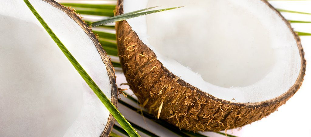 Kokosnotenolie natuurlijk ingrediënt - Rio Rosa Mosqueta