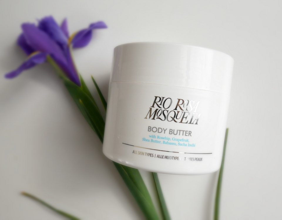 Review | Eva heeft de Body Butter van Rio Rosa Mosqueta getest
