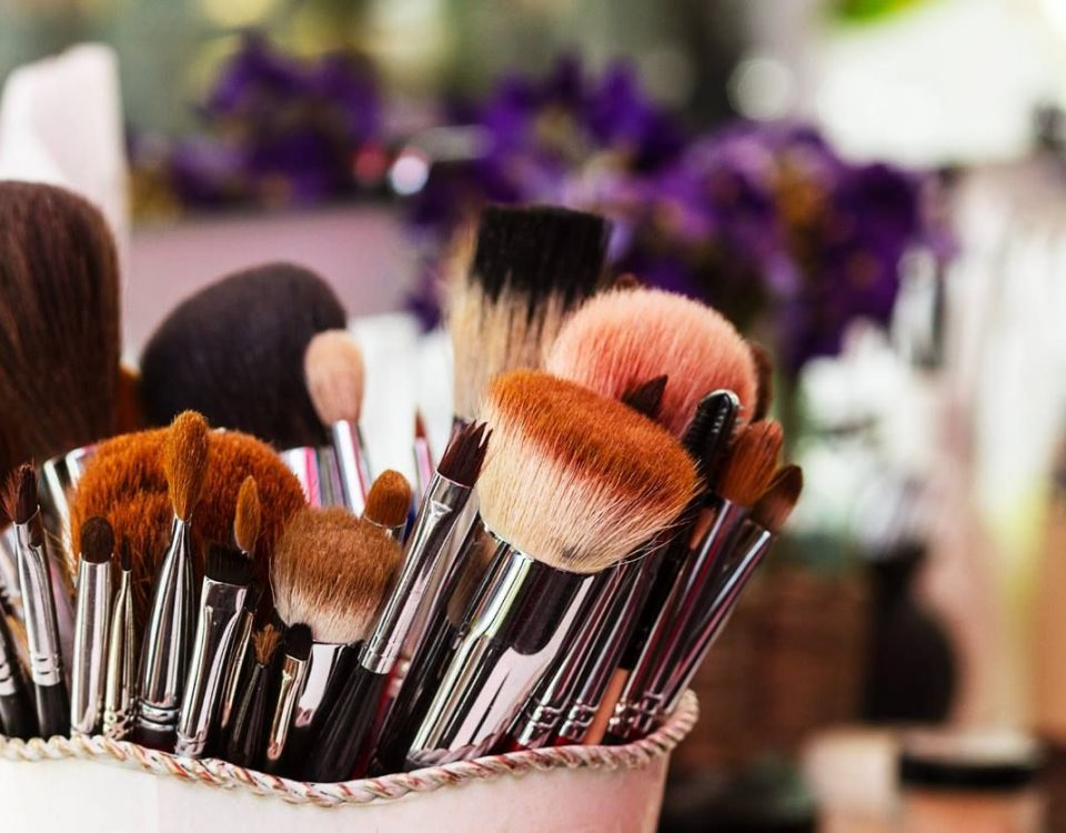 make-up borstel schoonmaken - Rio Rosa Mosqueta