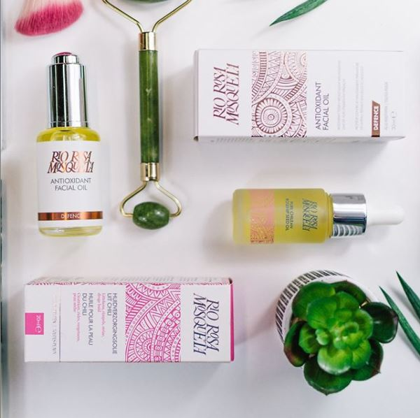Rio Rosa Mosqueta Antioxidant Facial Oil